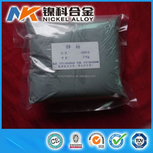 Manufacture high purity 99.5% ~ 99.99% zinc dust in best price