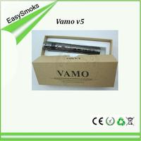 3V-6V Variable Voltage top hot selling innovative products electronic cigarette vamo v5 made in China Easysmoks Company