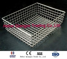 price of stainless steel wire mesh kitchen cooking basket