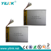 3.7v 454969 1600mAh Rechargeable battery operated tv