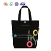 OEM production Promotional customized blank cotton tote bags plain cotton bag for shopping