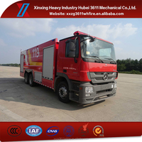 Contemporary Hot Selling Emergency Rescue 16000L Mini Fire Truck For Sale