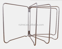 Free Standing Muilti Function Foldable Metal Quilt Rack