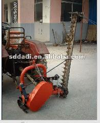 tractor loader and backhoe with mower with best quality
