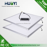 90~100lm/w 600*600mm LED panel led 2ft*2ft LED Ceiling Panel light Ultra thin LED Panel light