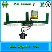 led pcba with battery