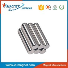 N48 Cylinder Magnets For Micro Motor and Sensor Of Car