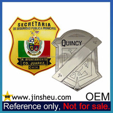 Experienced Manufacturer Custom Made Army Military Metal Badge Emblem