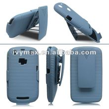 Back Cover with Kickstand Mobile Phone Case for Blackberry 9360