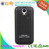 Most hot selling product mobile rechargeable battery case for Samsung Galaxy S4 mini
