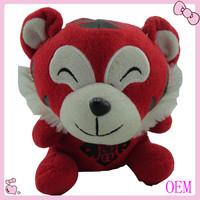 small plush toy tiger/plush tiger toys/plush stuffed tiger toy