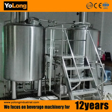 Large beer brew equipment,Turn key Beer production line