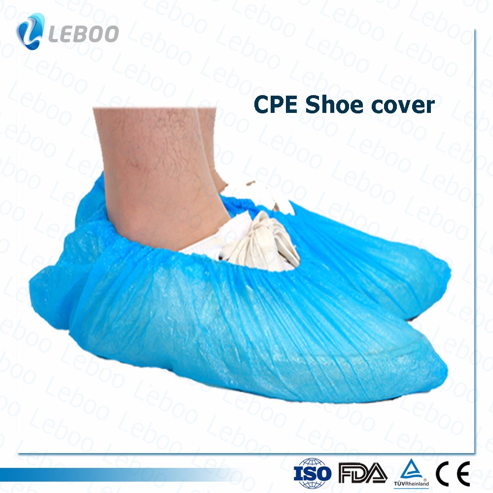 cpe shoecover blue