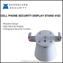 Mobile Phone Holder With Multipal Alarms And Charging Functions