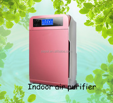 china best ozone generator air purifier ,pm 2.5filter hepa active carbon filter purifier