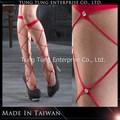 fábrica de taiwan estilo romano pé meias sexy