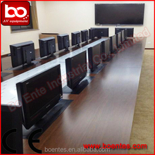 21~24 Inch LCD Screen Motorized Lift for Dubai Hotel Conference Room