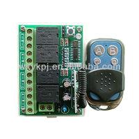New DC12V 4CH RF wireless light switch lowes