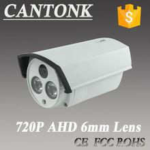 1.0mp AHD IP66 Waterproof 40M IR Bullet CCTV Security Camera