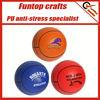 promotional baseball stress ball,tennis 63mm promotion gift,hockey puck stress balls black