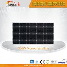 New Design High Efficiency Pv 300 Watt Monocrystalline Solar Panels
