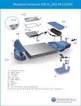 2014 high lumen solar system DC 12V 24V solar led light withCE&ROHS ISO IP67 from china manufacturer