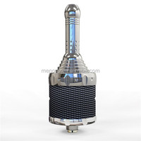 Menovo hottest sale 510 thread new invention dry herb vaporizer space needle diy rebuildable atomizer