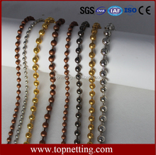 stainless steel metal ball chains for roller blinds