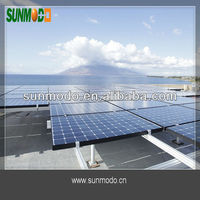 Solar Roof Mounting