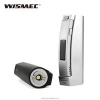 Drop ship box mod Temperature Control electronic cigarette vw/tc WISMEC TC40W Presa e cigarette