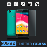 Factory Price! 2.5D 9H for Mobile Phone Use Tempered Glass Screen Protector for Wiko Rainbow Jam