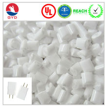 General grade Flame retardant PC and ABS alloy ABS resin / High impact strength General level PC/ABS plastic raw material