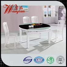 on sell low price fold away dining table and chairs