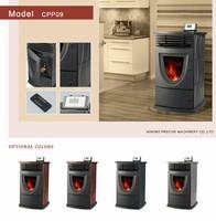 Free standing bio stove