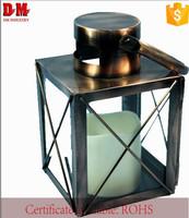 Copper Metal Mobile Wholesale Candle Lantern