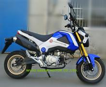 125cc monkey motorcycle fashion motorbike offroad