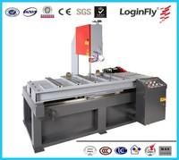 China Manufacturer Steel Plate Cutting Vertical Band Saw Machine