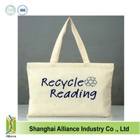 Reusable 100% cotton canvas tote bags wholesale ALD503