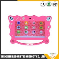 New Shenzhen cheapest kids tablet / Android 4.4 cheap 7 inch quad core / China Wholesale 7 Inch