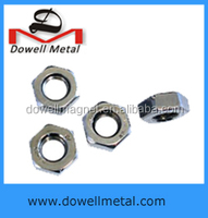 high quality pure m6 titanium nuts
