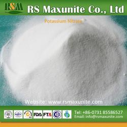 Fertilizer grade Potassium Nitrate KNO3