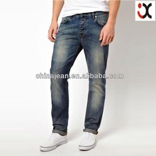 new winter/fall good time jeans for men straight jeans JXL21074