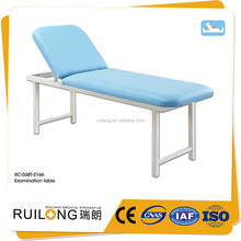Manufacturer Newest Model Steel Hospital Examination Bed