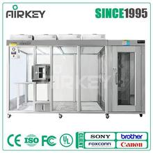 removable easy installation clean booth with full set series