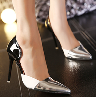 W20628G 2015 new style ladies shoes ladies high heel shoes women high heels shoes