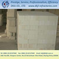 Heat resistant brick
