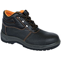 Anti electric insulation working safety shoes leather safety shoes personal protective equipment