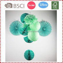 Handmade Paper Products Tissue Paper Decorations