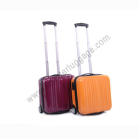 ABS Hard Shell Trolley Travel Laptop Suitcase
