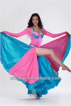 2014 Nueva llegada alta calidad vestido carnaval bailarina del vientre disfraces para mujeres venta al por mayor